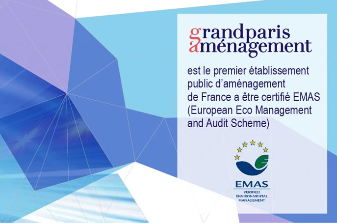 Grand Paris Aménagement EMAS