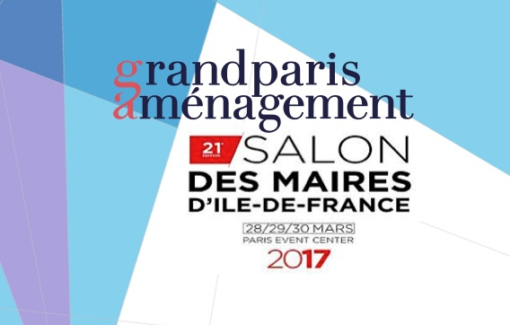 Salon des maires d 39 ile de france au paris event center for Salon porte de la villette